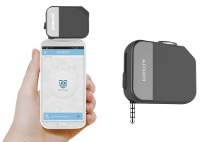 Alcohoot Smartphone Alcoholtester