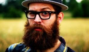 een hippe baard?