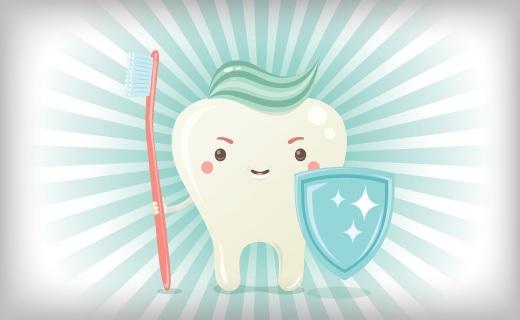 Voorkomen van tandsteen