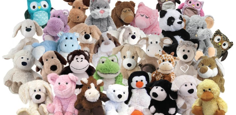 volatile, knuffel, knuffels, magnetronknuffel, warmteknuffel, kinderen, cadeaus, magnetron knuffels