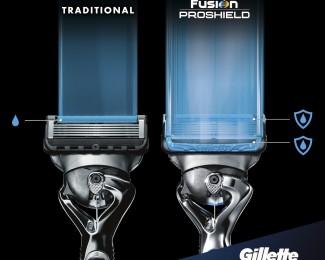gillette proshield, gillette fusion proglide power, scheren, tips, scheren, scheermesjes