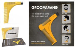 Groomarang shaping en styling kam 2