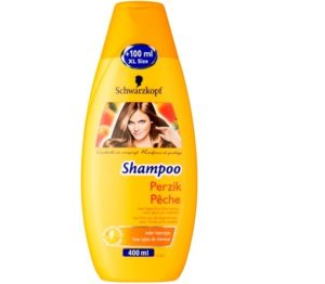 Review Schwarzkopf Perzik Shampoo 2