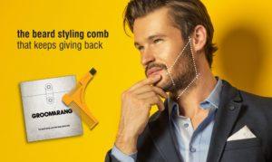 groomarang shaping en styling kam