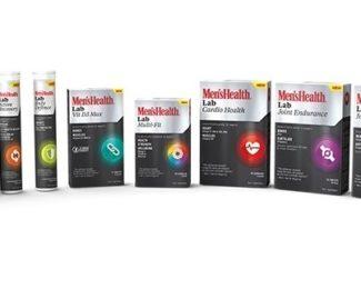 Mens Health Lab supplementen 2